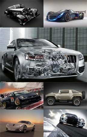 New Cars Wallpapers 2010