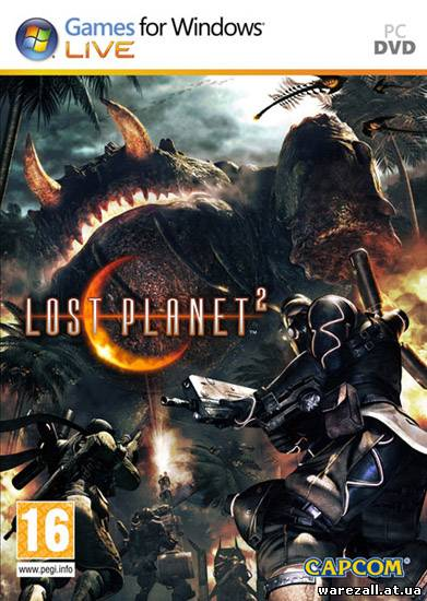 Lost Planet 2 (2010/RUS/ENG/Full/Repack)