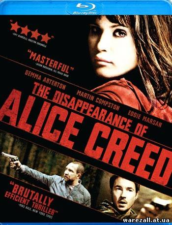 Исчезновение Элис Крид / The Disappearance of Alice Creed (2009) BDRip 720p+1080p